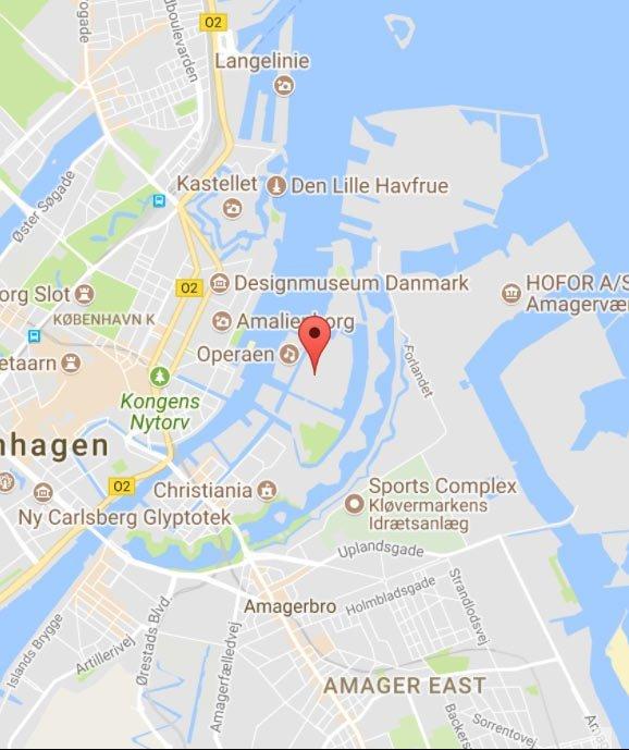 Copenhagen Streaming - Kort - Live-streaming eksperter