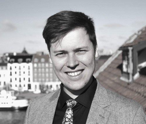 Medarbejder: Johan - Live-streaming Christianshavn