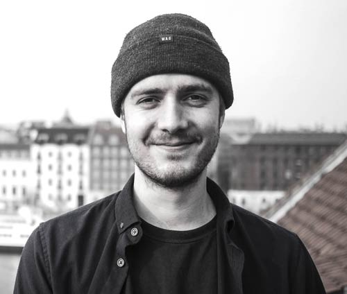 Medarbejder: Sune - Live-streaming i København